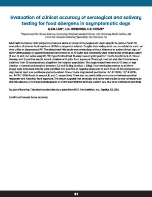 DCM Nutriscan study